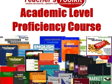 Listing: ONLINE Language Courses (Academic, TEFL iBT, Business, TESOL)