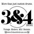 Announcement: Sponsored: 3rd & 4th DRUMS