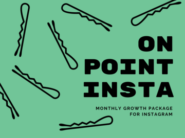 Offering online services: On Point Insta (30 days)