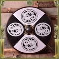 Verkaufen mit Widerrufsrecht (Gewerblicher Anbieter): Viking Wooden Shield with Norse griffon motif