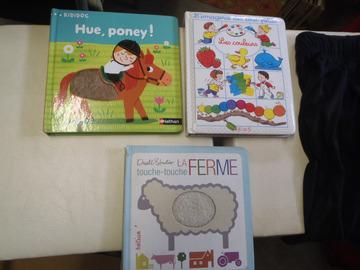 Vente: 10 Livres enfants pour 5 euros