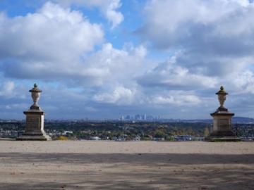 Actualité: Le Grand Parterre du château de Saint-Germain-en-Laye