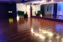 Renting out: Tanssistudio vuokrattavissa