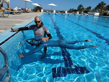 Freediving courses: AIDA 3 Freediving in Sharm el Sheikh