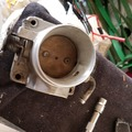 Selling with online payment: 65 mil bbk throttle body.
