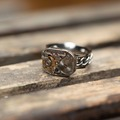 Selling with online payment: Handcrafted Steampunk Ring