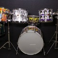 Selling with online payment: BEATLES TRIBUTE DRUMSET FOR SALE  $5,000.00