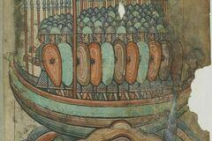 Verkaufen mit Widerrufsrecht (Gewerblicher Anbieter): S. Aubin défendant Guérande & Flotte normande.  Vikings