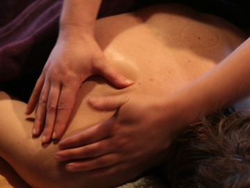Workshop Angebot (Termine): Intuitive Massage - Rücken- Nacken- Gesicht