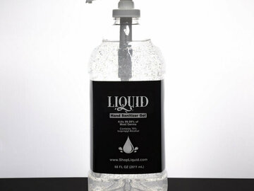 Sell your product: 68 oz Hand Sanitizer Gel