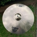 "Selling with online payment: Sabian XSR 21"" Ride Cymbal $125 JC"