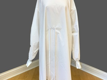Sell your product: Reusable Isolation Gown - 25+ washes