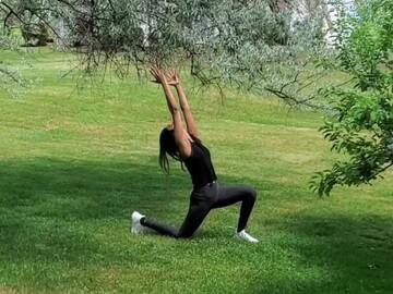 Offering: LIVE Thursday 9 AM - Yoga and Strength with Avita- Supporter Rate