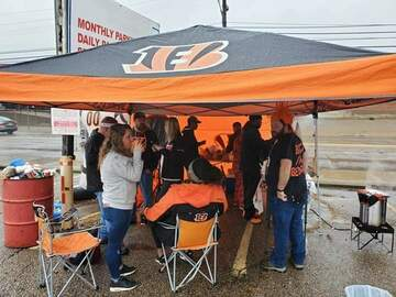 Free Events: Browns @ Bengals Tailgate