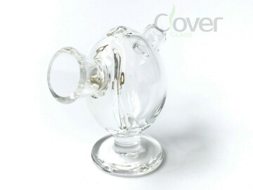 Post Products: Clover Glass Smart Mini Bubblers Cigarette Filter for Blunts