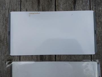 Gebruikte apparatuur: Panoramische fosforplaat 15x30cm Gendex