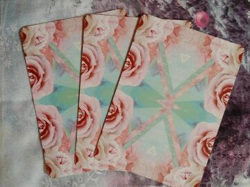 Selling: PPF Oracle Card Reading: Past. Present & Future - MYSTIC ROSE
