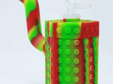 Post Products: HEXA SILICONE RIG