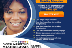 Event: Mastering Email Marketing - Online Digital Marketing Masterclass