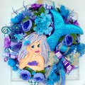 Selling with online payment: Mermaid Wreath
