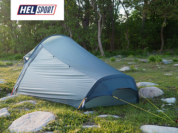 Renting out (by week): Helsport 1 hnk vaellusteltta - Ringstind Superlight 1 (1,04 kg)