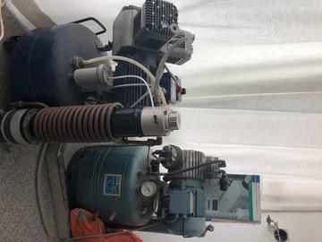 Artikel aangeboden: 2x compressor