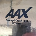 """SOLD!: SOLD! Sabian AAX 16"""" Concept Crash Cymbal $95"""