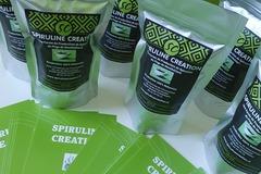 Vente avec paiement en direct: Spiruline 100% Naturelle