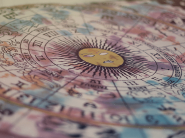 Selling: Astrology Chart Reading: 3 Signs SUN. MOON. RISING - MYSTIC ROSE