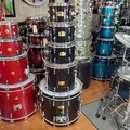 SOLD!: SOLD! Pearl Session Studio Classic 5 pc drum set, excellent