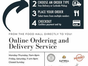 Professional Services: Pythian Market Catering and Delivery