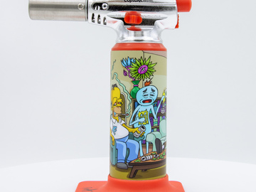 Post Products: CUSTOM TORCHES - Dunkees Butane Dab Torch