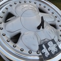 Selling: Ronal Teddy 3pce custom split rims