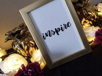 For Sale: Quote frame
