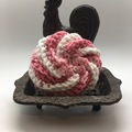 Selling with online payment: Handmade Spiral Dish Scrubbie