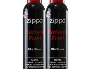 Post Products: Zippo Butane 5.82 oz. - 2 Pack