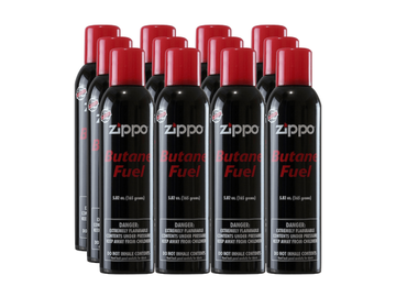 Post Now: Zippo Butane 5.82 oz. - 12 Pack