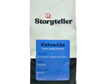 Selling with online payment: Colombia | Medium Roast | Single Origin