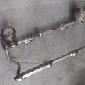 Selling with online payment: Ford 302 Fuel rail, regulator and gauge