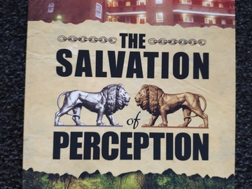 For Sale: The Salvation of Perception
