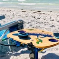Selling with online payment: Solar Charging Beach Table / Boat / Swimming Pool - Manatee