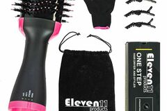 Buy Now: Eleven11 Products – One Step Hair Dryer And Volumizer