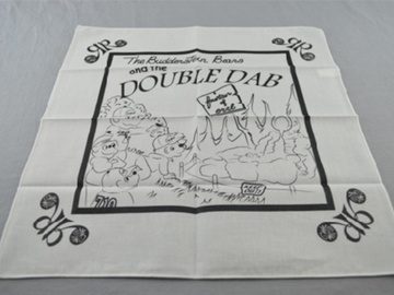 Post Products: RIGRAGS - The Budderstein Bears and the Double Dab