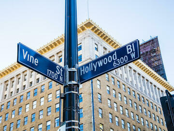 Daily Rentals: Hollywood & Vine, Prime, Secure, Garage Parking for Tourist
