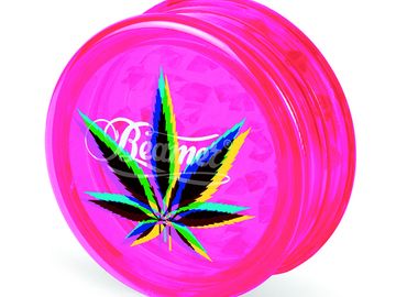 Post Now:  BEAMER 3-PIECE ACRYLIC GRINDER - MARY JANE PINK