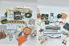 Buy Now: Overstock Jewelry Lot 100 pieces retail over $1,000.00