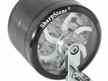 Post Products: SHARPSTONE GRINDER WITH HAND CRANK