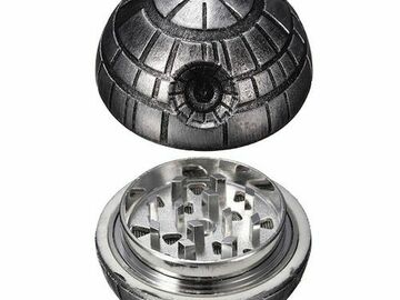Post Products: DEATH STAR GRINDER FOR HERB 4.8 star rating
