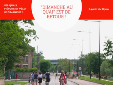 """Actualité: """"Dimanche au quai""""  à Sartrouville"""