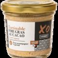 Vente avec paiement en ligne: Tartinable Foie Gras au Cacao et au Cognac
